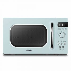 COMFEE' AM720C2RA stylish blue microwave oven