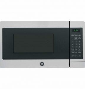 GE JEM3072SHSS mini microwave oven