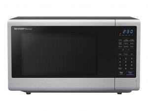 Sharp SMC1132CS mini microwave oven