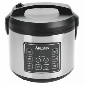 Aroma Housewares ARC-150SB large rice cooker and steamer