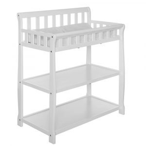 Dream On Me Ashton white changing table