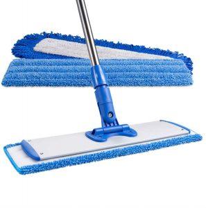 18-Inch professional microfiber floor mop