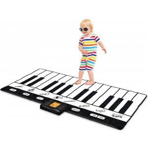 "Large Play22 Keyboard Playmat 71"""