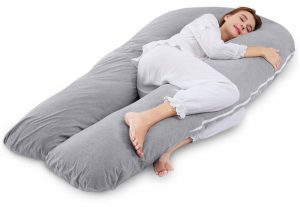 Large AngQi Full Body Support Pillow