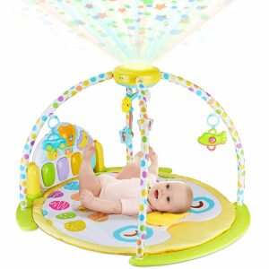 BABYSEATER Baby Gym Kick and Play