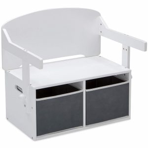 Delta Children MySize Storage Bench