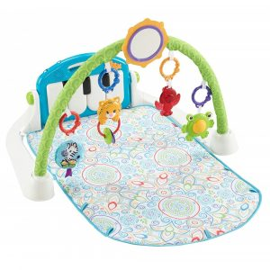 Fisher-Price First Steps Kick n' Play