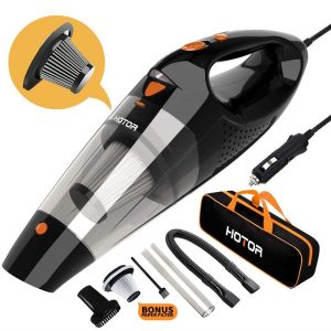 HOTOT Corded Car Vacuum Cleaner