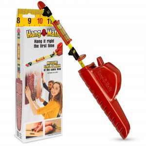 All in One Hanging Tool for pictures