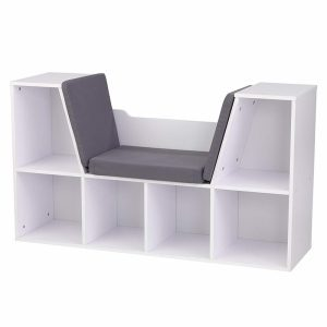 KidKraft Bookcase and Toy Bench