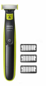 Philips Norelco OneBlade Hybrid Electric Shaver for facial hair