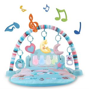 TEMI Baby Gym Toys & Activity Play Mat