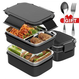 ZIONOR Bento Lunch Box