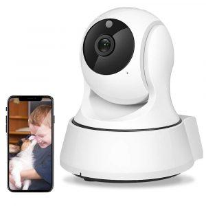 AIMECOR Wi-Fi Baby Monitor