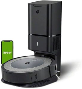 iRobot Roomba i3+ (3550) Robot Vacuum with Automatic Dirt Disposal Disposal and app connectivity