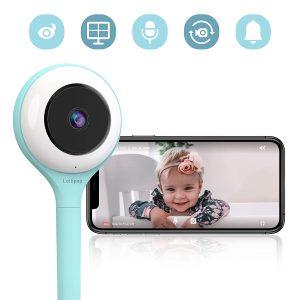 Lollipop HD WIFI Baby Monitor