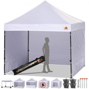 ABC CANOPY Pop Up Commercial Tent