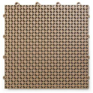 DuraGrid Modular Interlocking Deck Tiles (24 pcs.)