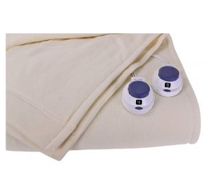 Perfect Fit SoftHeat Smart Heated Electric Mattress Pad