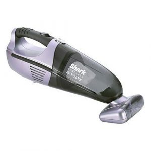 Compact Shark Pet-Perfect II SV780 handheld vacuum for carpeted stairs