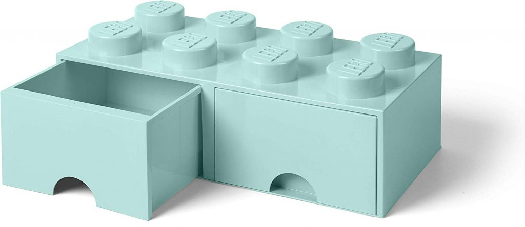 LEGO Brick Drawers for under-bed storage