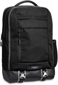 TIMBUK2 Authority Laptop Backpack Deluxe, Black