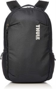 Thule Subterra backpack, black with 30-liter capacity