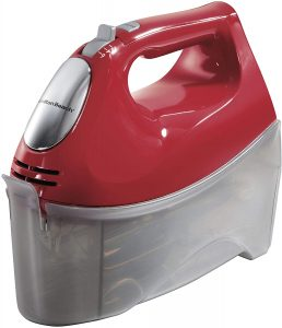 Hamilton Beach 62633R 6-Speed Hand Mixer