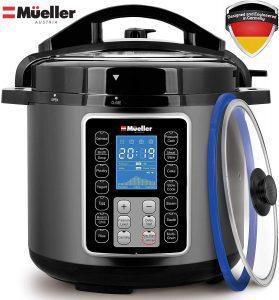 Mueller UltraPot 10-In-1 Pro Series Cooker