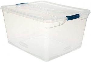 Rubbermaid Cleverstore Stackable Boxes