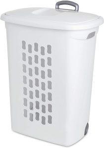 Sterilite Ultra Wheeled Laundry Hamper