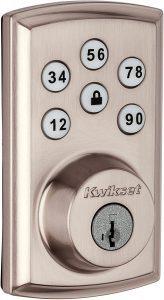 Kwikset 888 SmartCode With Z-Wave Plus door lock