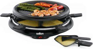Salton TPG-315 Round Raclette
