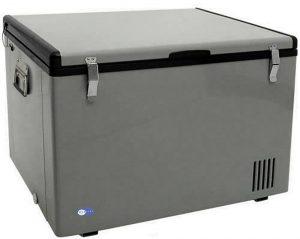 Whynter FM-85G outdoor chest freezer