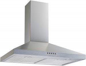 Winflo W103C30 wall mount range hood