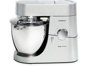 Kenwood Chef Major silver stand mixer