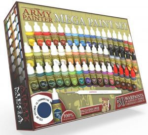 The Army Painter Miniature Painting Kit