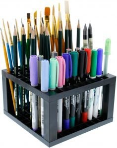 U.S. Art Supply Brush Holder