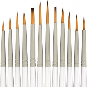 MyArtscape Detail Paint Brush Set
