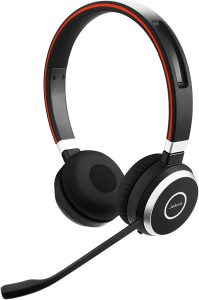 Jabra Evolve 65 UC headphones