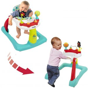 Kolcraft Tiny Steps 2-in-1 Walker