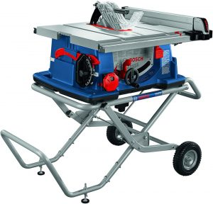 Bosch 4100XC-10 portable table saw