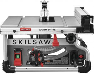 SKILSAW Worm Drive SPT99T-01 portable table saw