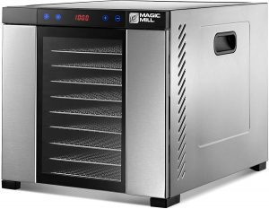 Magic Mill Commercial Food Dehydrator With 11 Trays