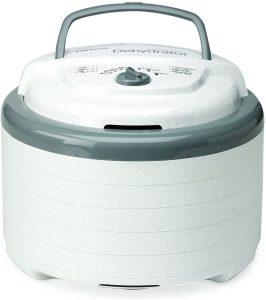 Compact Nesco FD-75A Snackmaster Food Dehydrator