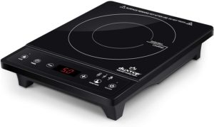Duxtop E210C2 Portable Induction Cooktop