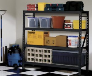 Sandusky Lee Muscle Rack Tool Storage Shelf