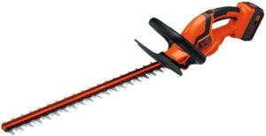 BLACK+DECKER 40V MAX LHT2436 cordless hedge trimmer