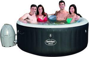 Bestway SaluSpa Miami round inflatable hot tub