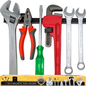 Powerful Magnetic Tool Holder for all tools made of magnetic material
